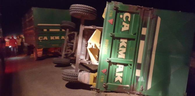 Elbistan'da İki Ayrı Kazada 14 Kişi Yaralandı.