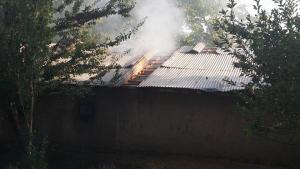 14102413 1742680276020072 8015365356963574873 n 300x169 Çoğulhan Mahallesinde Samanlıkta Çıkan Yangın Söndürüldü.