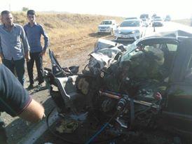14111932 10154526070909434 629995942 n Trafik Kazası 1 Ölü 1 Yaralı