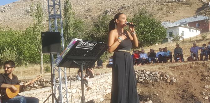 İncirli Mahallesi Cem Evi Açılışında Büyük Konser