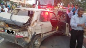 IMG 20160831 WA0009 300x169 Trafik Kazası 1 Kişi Yaralı