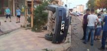 Trafik Kazası 1 Kişi Yaralı