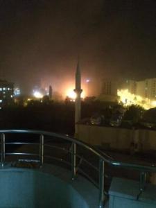 van da 2 nisan karakolu na yapilan saldirinin 8707566 926 m 225x300 Van'da Polis Merkezine Bombalı Saldırı