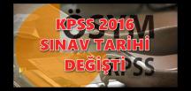 KPSS Tarihleri Değişti İşte Yeni Tarih