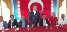 MHP Partilileriyle Bayramlaştı.