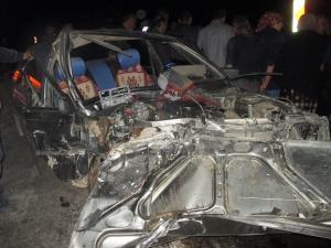 14433216 1759623544325745 6548004604743662042 n 300x225 Çobanbeyli Yolunda Trafik Kazası 3 Yaralı