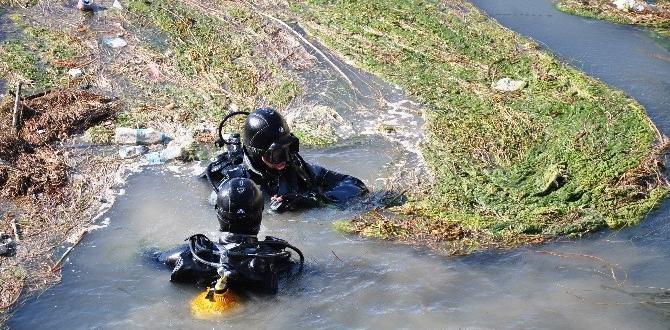 5 Gündür Kayıptı Cesedi Nehirde Bulundu