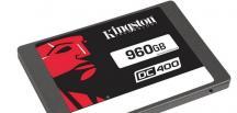 Kingston özel tasarlanan SSD modeli DC400'ü duyurdu