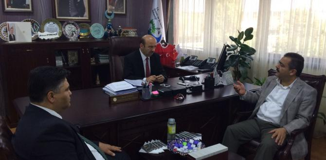 Ak Parti Milletvekili Dr. Mehmet İlker Çitil'den Gölet Müjdesi