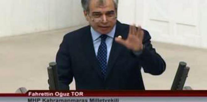 """MHP Kahramanmaraş Milletvekili Tor, """"Türkiye de her 5 kişiden 1'i yoksul"""""""
