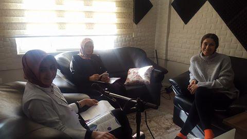 KETEM Afşin FM'de Kanser Hastalığı Hakkında Dinleyicileri Bilinçlendirdi