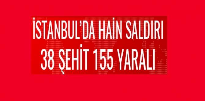 İstanbul'dan Kahramanmaraş'a Kara Haber