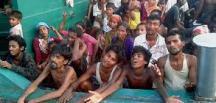 İslam Dünyasından Yardım Bekleyen Arakan Müslümanları Kan Ağlıyor.