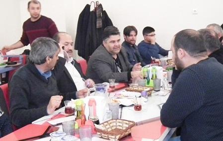 Ak Parti 10 Ocak Çalışan Gazeteciler Gününü Unutmadı.