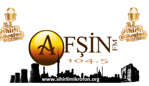 Afşin FM Sihirli Mikrofon Radyo Ödüllerinde Finale Kaldı.