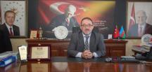 """Başkan Güven; """"Afşin'in Göz Nuru Eshab-ı Kehf, EMITT'in İlgi Odağı Oldu."""