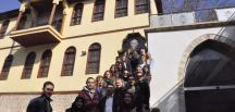 ERASMUS Öğrencilerine Kahramanmaraş Turu