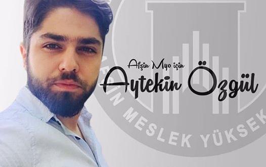 Afşin FM'in Sevilen Programcısı Aytekin Özgül Konsey Başkanı Oldu.