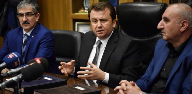 Büyükşehir Belediyesi Toplu İş Sözleşmesi İmzaladı
