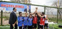 Büyükşehir'in Futbol Turnuvası Sonuçlandı.