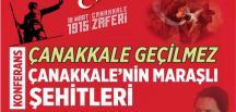 18 MART ÇANAKKALE ZAFERİ KONFERANSLARI BAŞLADI.