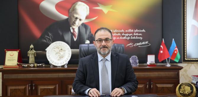 Başkan Güven, Ünal'ın Genel Başkan Yardımcılığı'nı kutladı.