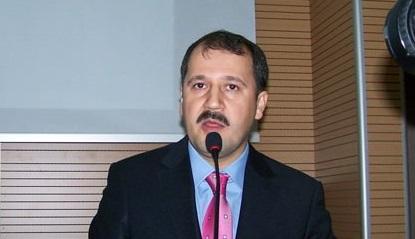 Ak Parti Eski İl Başkanı Metin Doğan'a Suç Duyurusu.