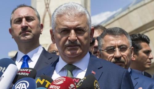 Başbakan Yıldırım'dan Barzani'ye çağrı!