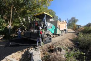 Yeşilyurt Mahallesi Asfalt Çalışmaları (8)