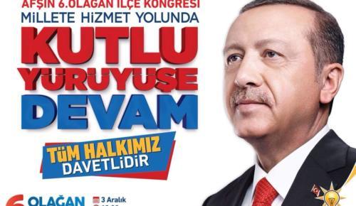 Ak Parti Yarın İlçe Başkanını Seçiyor.