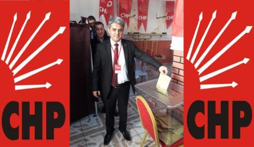 CHP MAHSUNİ ÇİNPOLAT'LA DEVAM DEDİ.