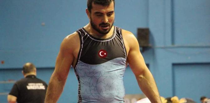 Afşinli Güreşçimiz Serdar Böke Şampiyon Oldu.