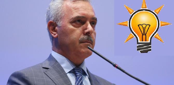 AK PARTİ'DEN İSTİFA ETMEYİN UYARISI.
