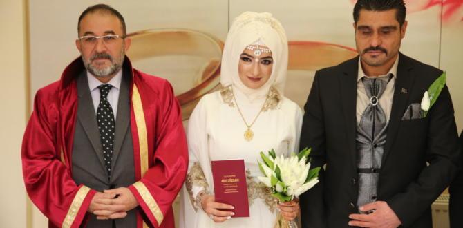 Şırnak Gazisi 14 Şubat'ta Dünya Evine Girdi.