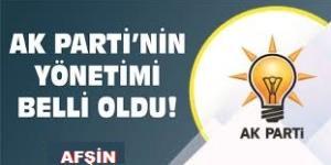 BAŞKAN SAFİ'NİN A TAKIMI BELLİ OLDU.