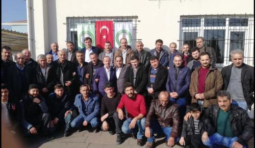 İstanbul'da Elbistanlılar Güven Tazeledi!