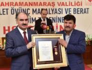 Şehit Babası Hacı Ali Kalfe Vefat Etti.