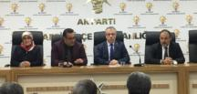 Ak Parti Afşin İlçe Teşkilatı 24 Haziran'a Hazır.