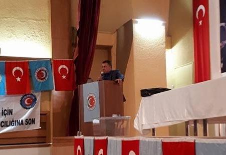 TES-İŞ SENDİKASI SEÇİMLERİNİ KILIÇ KAZANDI.
