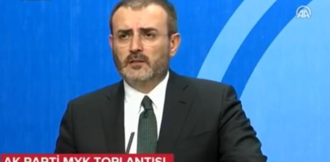 Ünal; Kılıçdaroğlu'nun Mitomani Hastalığı Daha da Beter Azmaktadır.