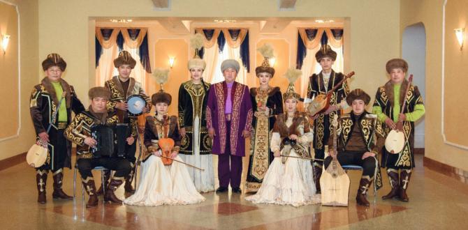 Kırgızistan Dans Topluluğu Etkinlikte Sahne Alacak.