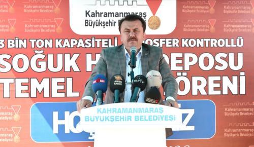 BAŞKAN ERKOÇ'TAN AFŞİN'E MÜJDE!
