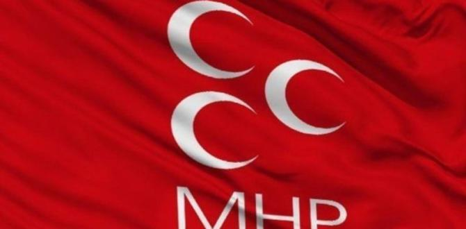 MHP Afşin'de Hikmet Böke ile Yarışacak.