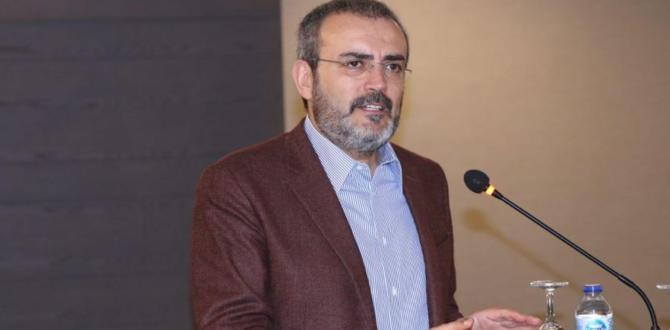 """Ünal : """"AK Parti 16 yılda yapılan 13 seçimi de kazandı"""""""