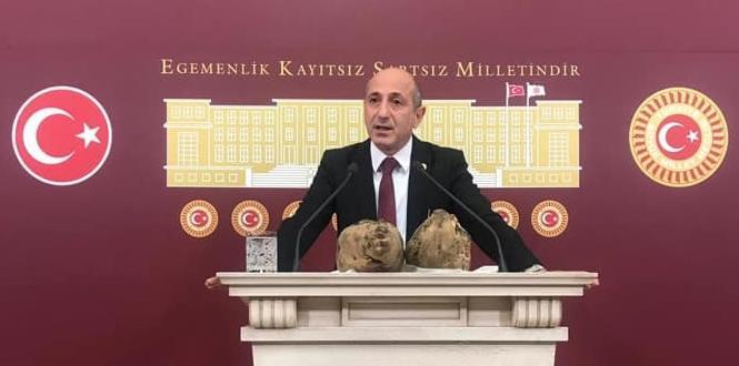 CHP Kahramanmaraş'ta Öztunç İle Yarışacak.