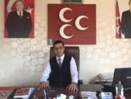 """MHP Afşin İlçe Başkanlığından """"Cumhur İttifakı"""" Açıklaması"""