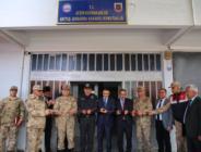 Arıtaş Jandarma Hizmet Binası Açıldı.
