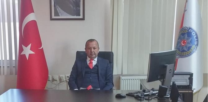 Emniyet Müdürü Akdoğan Kahramanmaraş'a Tayin Oldu.