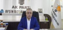 Ak Parti Afşin'de Kongre Hazırlanıyor.
