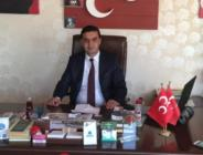 MHP İlçe Başkanı Ersal Koç İstifa Etti.